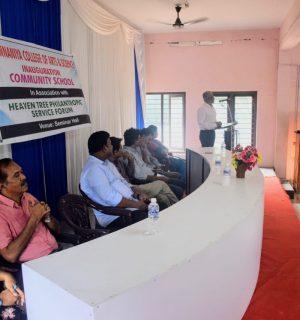 Community School – Seminar 07-08-2019