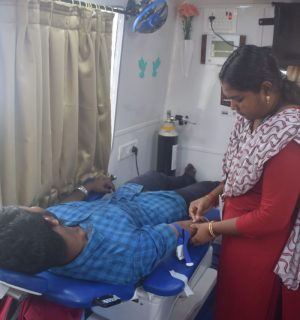 Blood Donation Camp (29.08.2019)