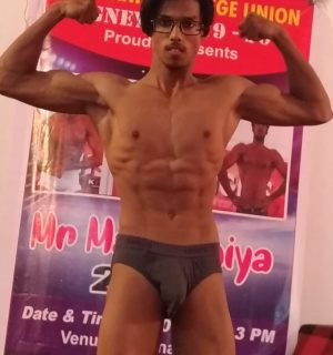 Mr.Mannaniya Competition 2019-20
